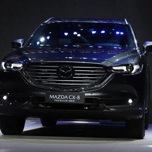 Mazda Cx 8 Premium Awd
