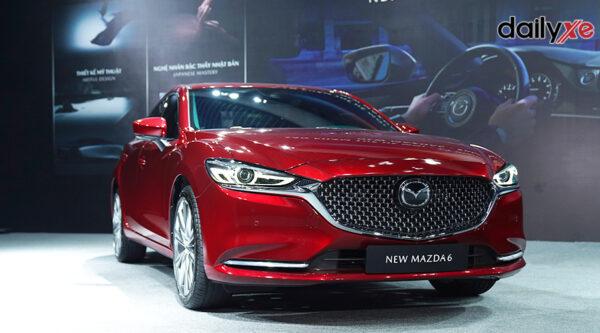 Giá Xe New Mazda6 2020 2.0 Premium