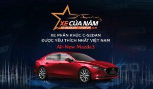 Post Bình Chon Mazda