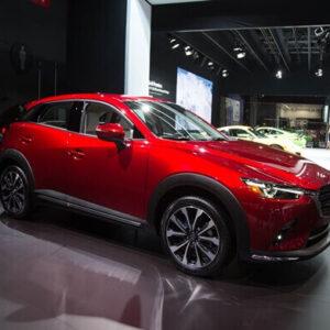 Mazda Cx3 Facelift Ra Mat